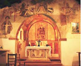 Chiesetta di S.Antonio Abate a Vestenavecchia
