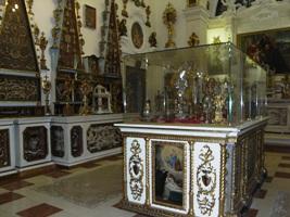 Cappella del Reliquario a S.Maria del Paradiso