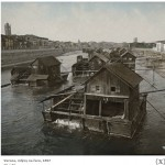 Mulini sull'Adige ancora numerosissimi nel 1897